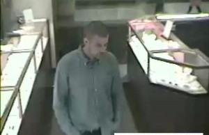 Theft suspect from London police