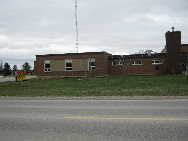 New Use Proposed For Old Colborne Central School