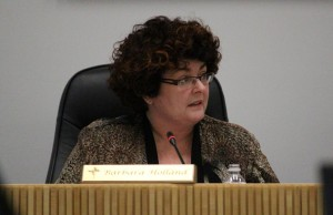 Windsor-Essex Catholic District School Board Chair Barb Holland, January 28, 2014.
