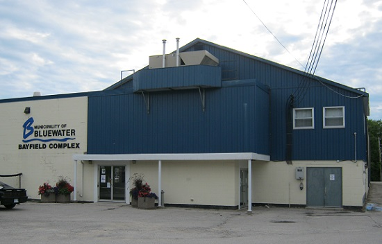 Bayfield Arena - Bluewater