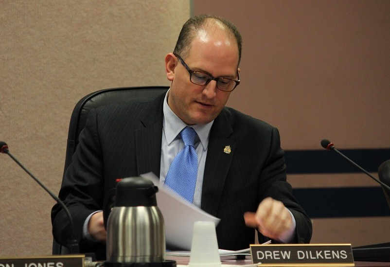 Windsor City Councillor Drew Dilkens. (BlackburnNews.com file photo)