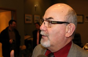 Town of Tecumseh Mayor Gary McNamara, January 14, 2014.