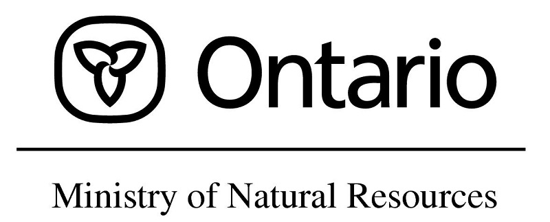 Ministry of Natural Resources logo.