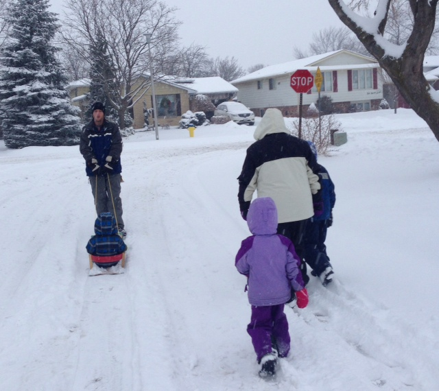 Accuweather Predicts A Stormy, Snowy Winter Ahead