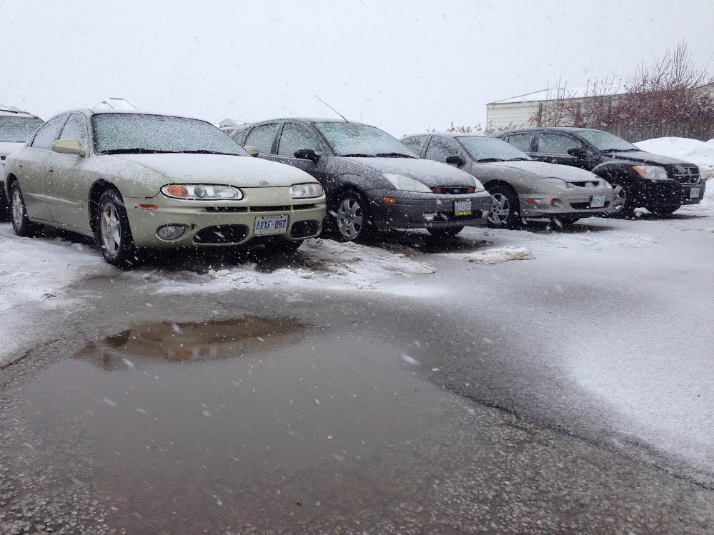 Messy mix of precipitation hits Sarnia Lambton (BlackburnNews.com file photo by Melanie Irwin)