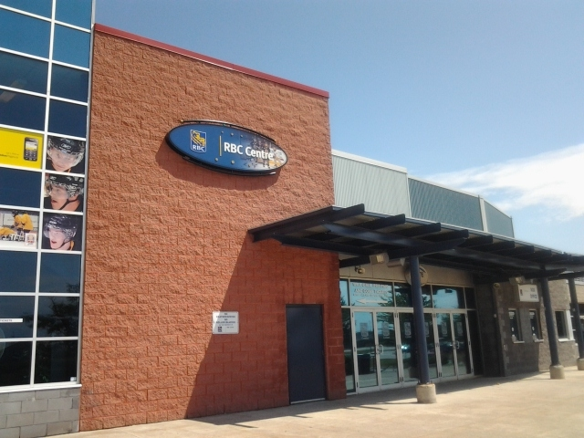 RBC Centre (BlackburnNews.com file photo)