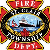St. Clair Township Fire Department.