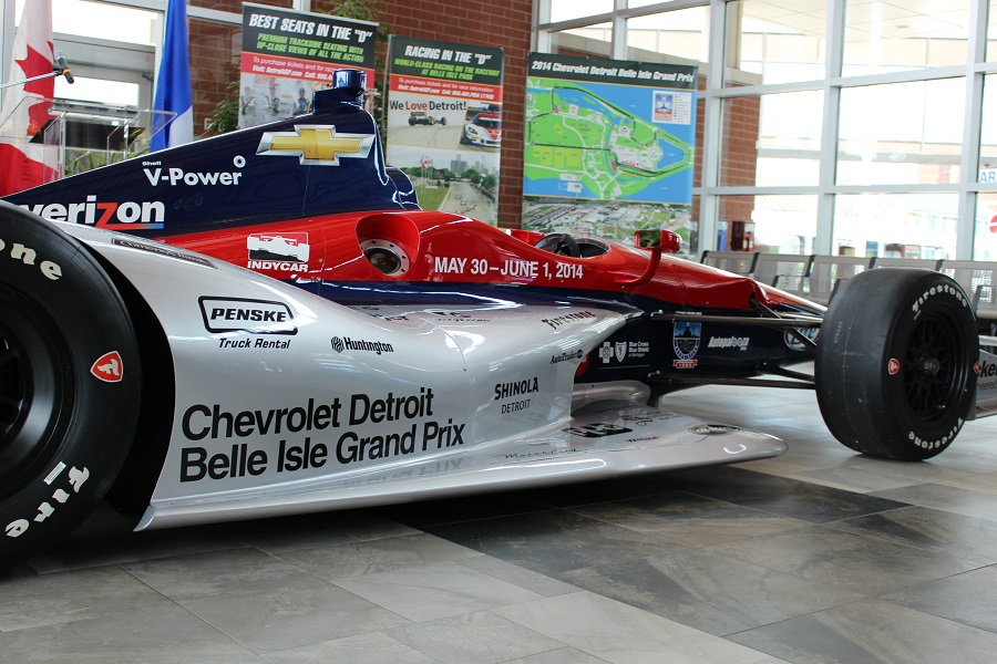 Chevrolet Detroit Belle Isle Grand Prix partners with City of Windsor to bring Canadian fans to the event.