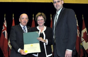 Bruce Power Honoured - Ottawa