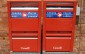 Canada Post mail boxes