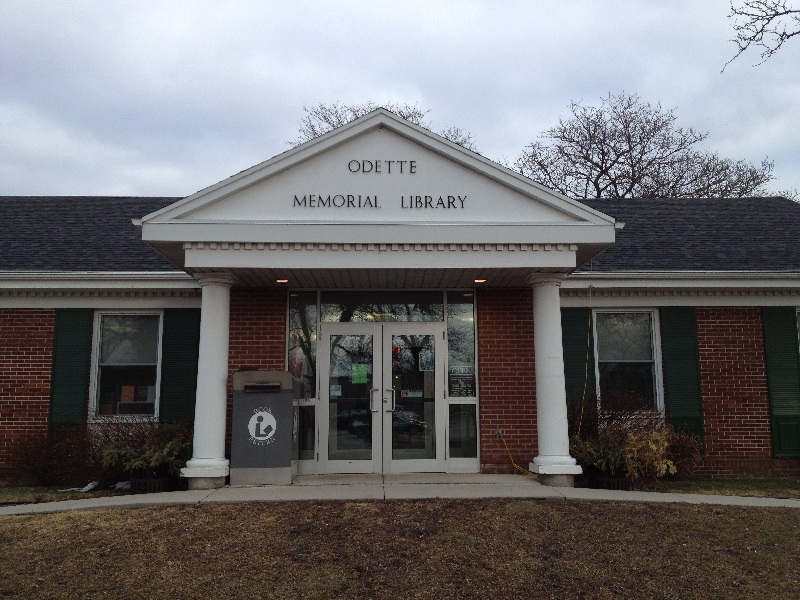 The Tilbury Branch of the Chatham-Kent Public Library. (Photo by Matt Weverink)