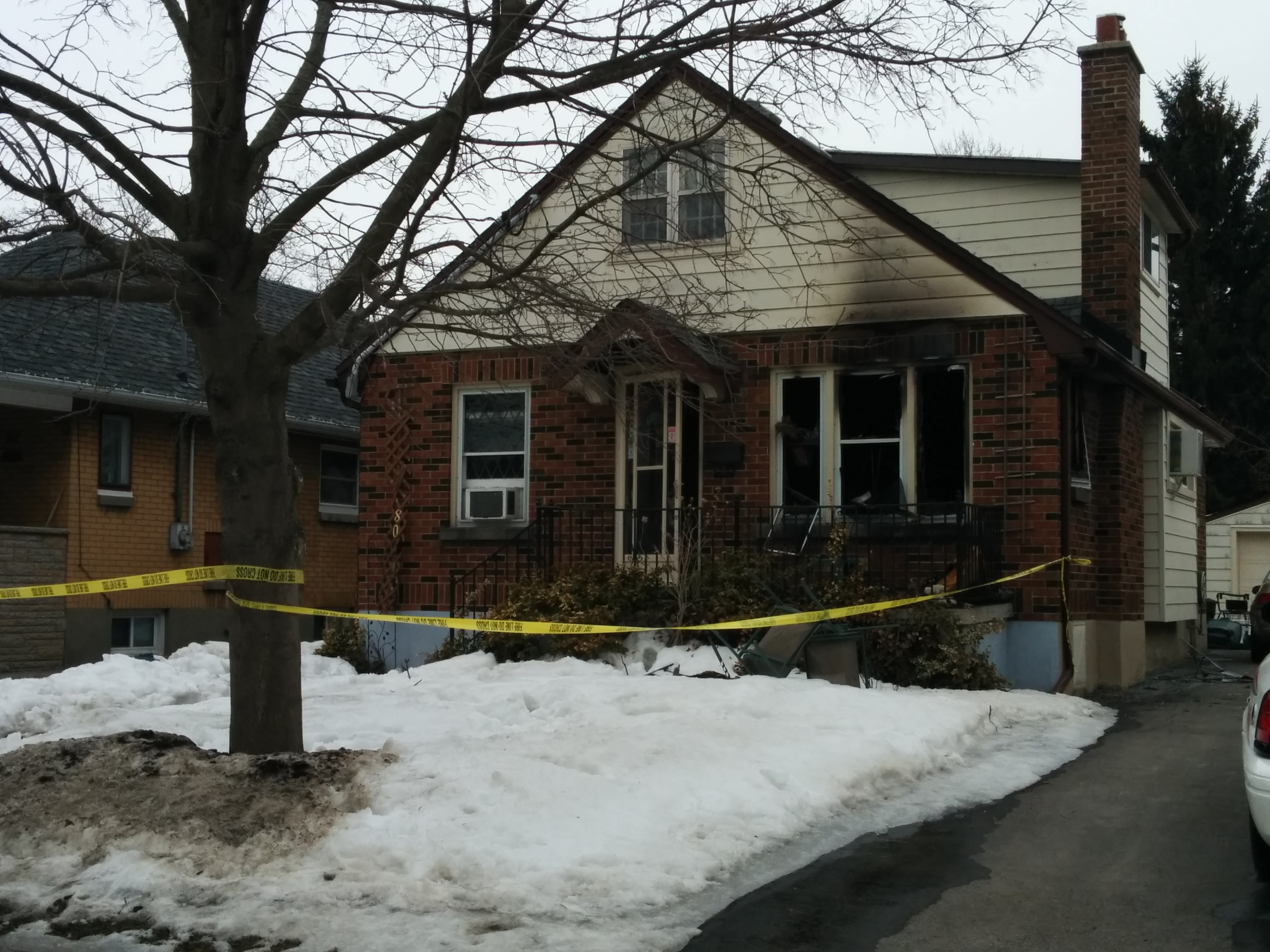 One Dead In Sterling St. House Fire