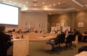 Tecumseh Council meets March 11, 2014. (Ricardo Veneza)