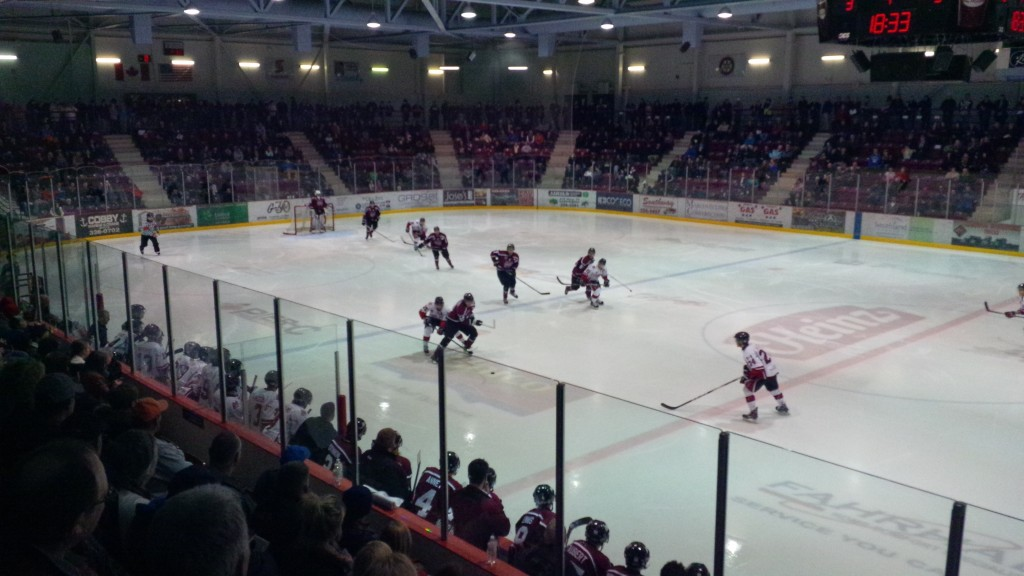 Leamington Flyers V Chatham Maroons 8