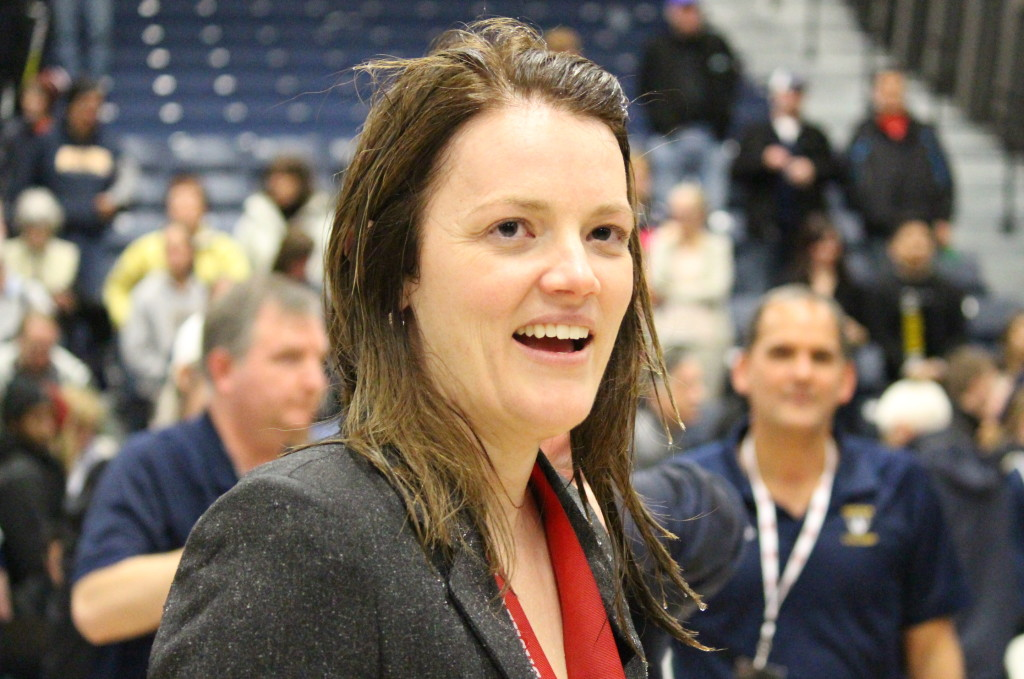 Windsor Lancers Women's Basketball CIS Champions - Chantal Vallée