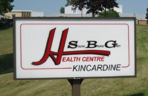 Kincardine Hospital - South Bruce Grey Health Centre