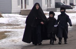 Lev Tahor children in Chatham-Kent. Photo by Ashton Patis.