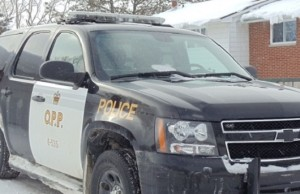 Ontario Provincial Police Cruiser. BlackburnNews.com File Photo