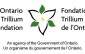 Ontario Trillium Foundation logo (larger)