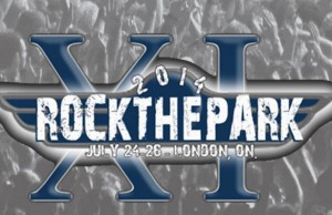Rock the Park 11 logo
