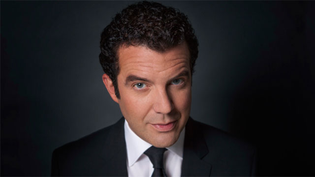 Canadian comedian Rick Mercer. Photo courtesy of CBC.ca