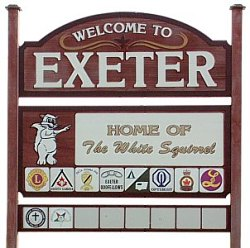 Exeter In The Running For Kraft Hockeyville 2014