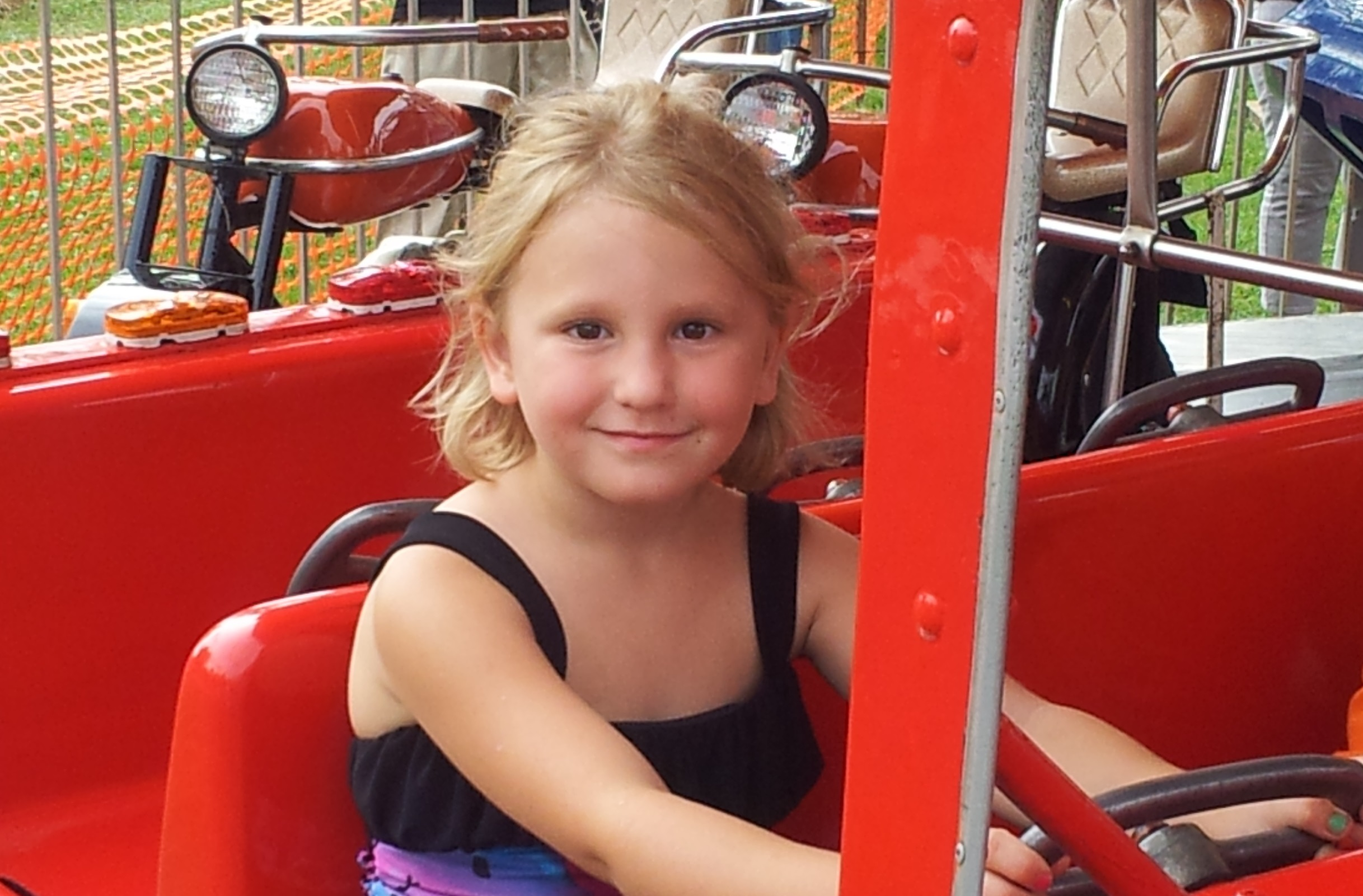 Photo of 5-year-old Alexis Stafford courtesy of Windsor Police Services.