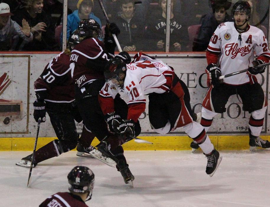 Chatham Maroons Leamington Flyers Apr3 - 2
