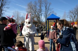 Easter in the Park (Small)
