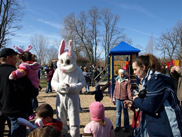 Easter in the Park (BlackburnNews.com file photo)