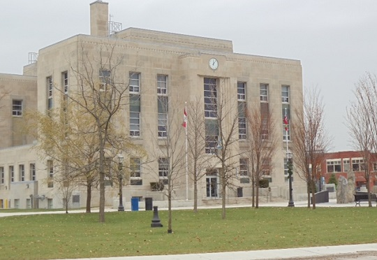 Goderich Mayor Gets Funding Answers