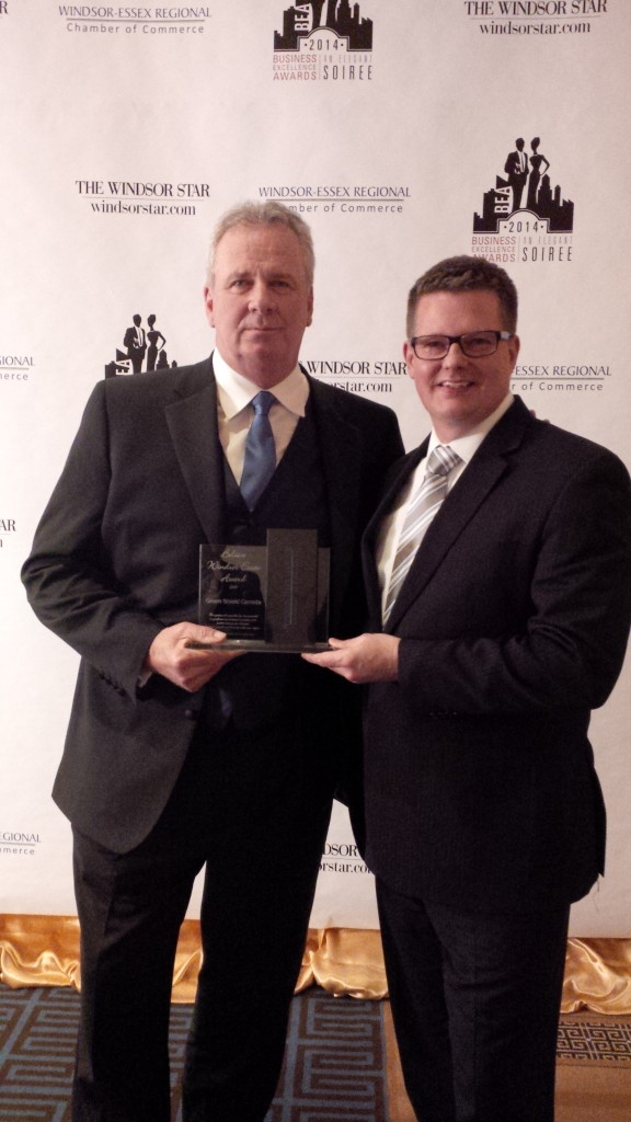 2014 Business Excellence Awards 2