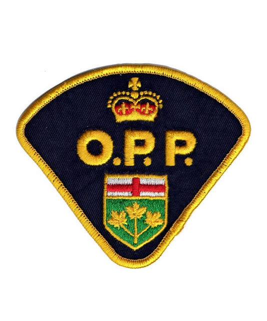 OPP logo. (BlackburnNews.com file photo)