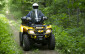 Police patrol using an ATV. Photo courtesy of ottawapolice.ca