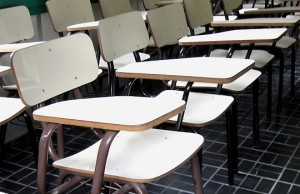 School - classroom chairs