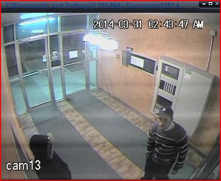 apartment building, thefts, caron ave., windsor, police, video, essex county