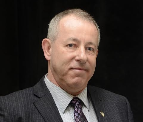 Mike Harvey, Director of Athletics and Recreational Services at the University of Windsor.