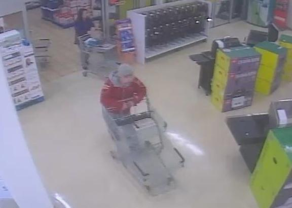 theft, real canadian superstore, windsor, essex county, police, investigation