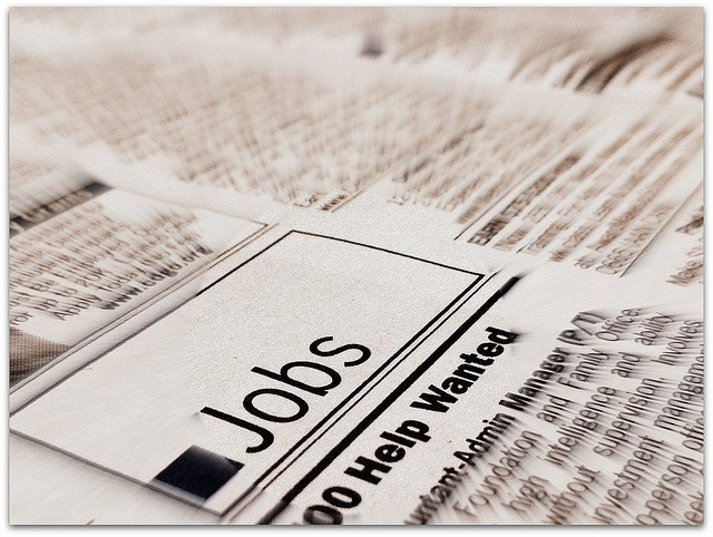 help wanted newspaper ads