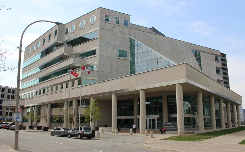 Ontario Court of Justice in Windsor.