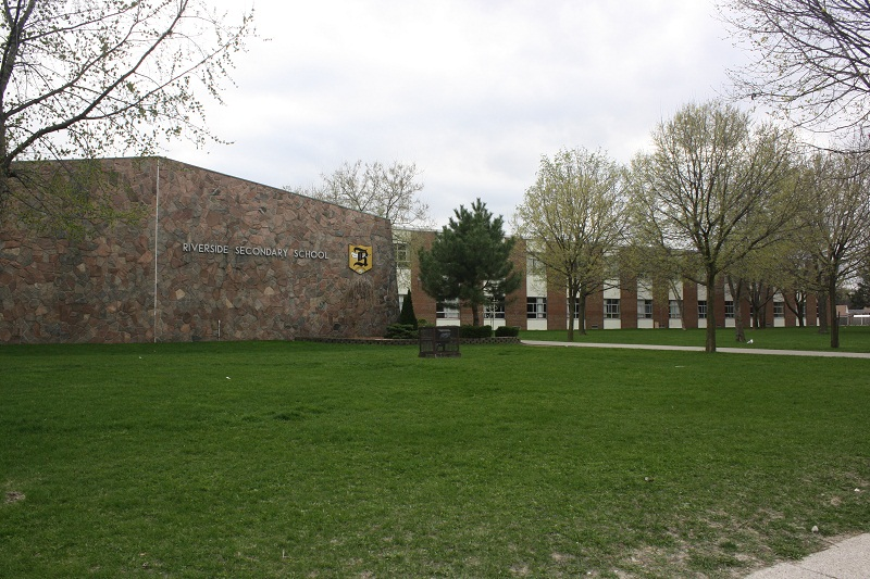Riverside High School. (BlackburnNews.com file photo)