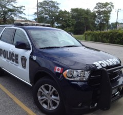 Sarnia Police New Dodge SUV