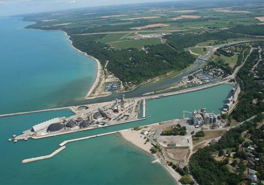 Worker Injured At Goderich Construction Site