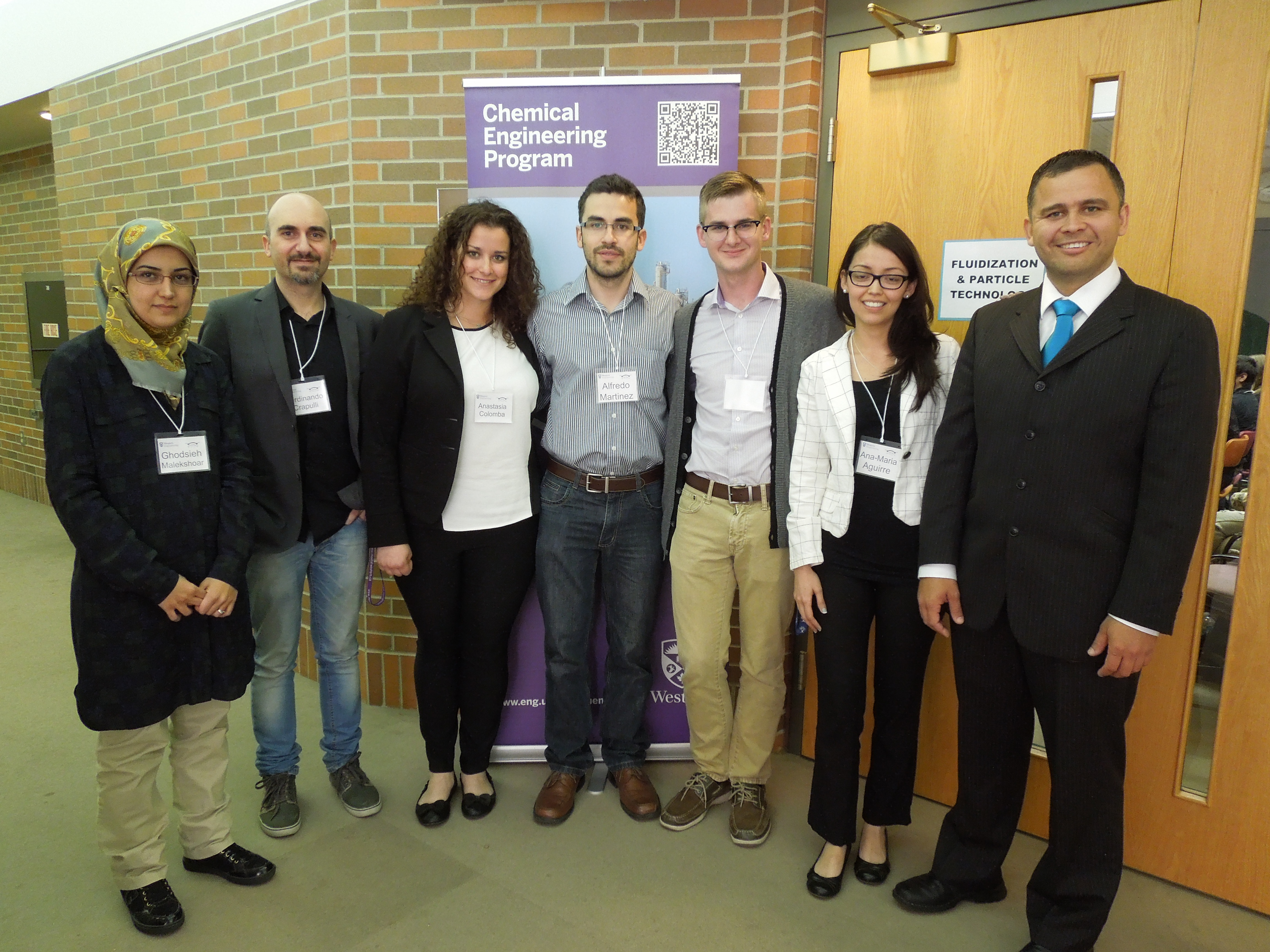 Award Winners in 5th Annual Research Bridges Event June 6, 2014 (submitted photo)