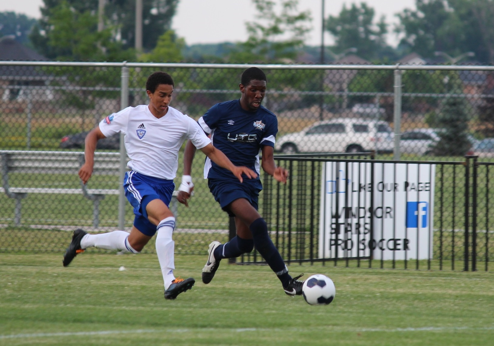 Stars Host Undefeated TFC Squad