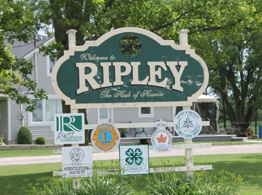 Huron Township And Ripley History Book On Sale