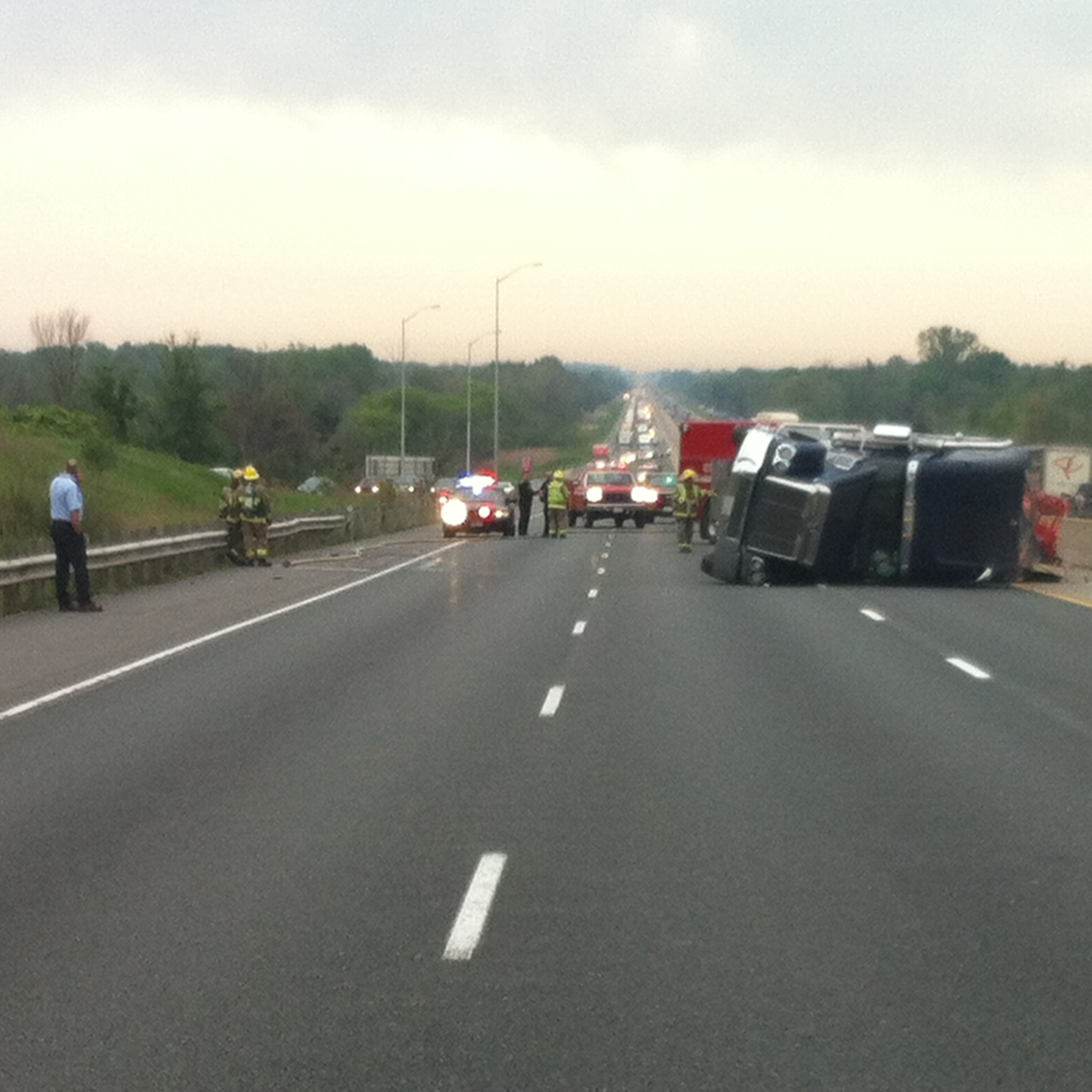 BlackburnNews com - Charge Laid in 401 Rollover