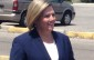 NDP Leader Andrea Horwath visits Sarnia. June 9th 2014