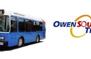 Owen Sound bus