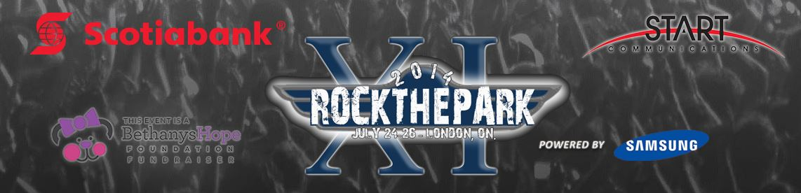 logo for Rock The Park 11